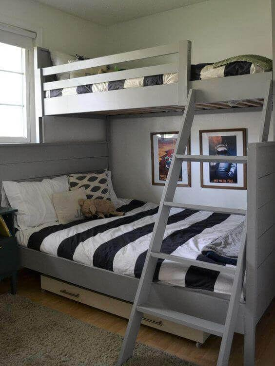 5 Steps To Make A Bunk Bed Ladder Safer 10 Pg Guide With Pictures