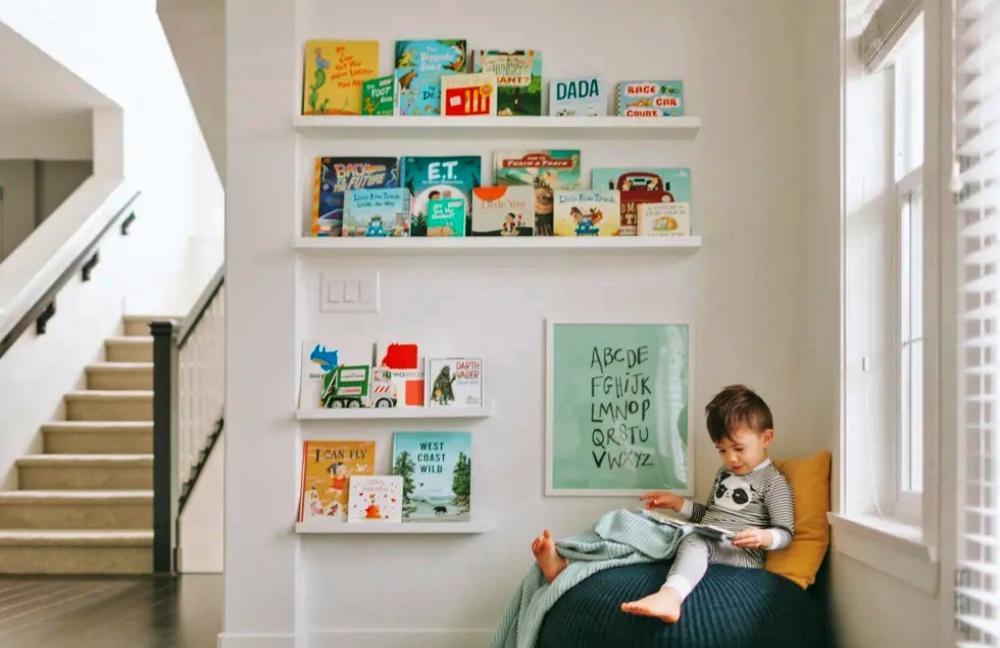 ruang belajar anak