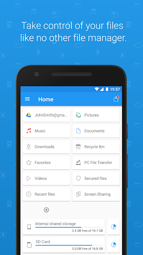 File Commander - File Manager/Explorer- screenshot thumbnail