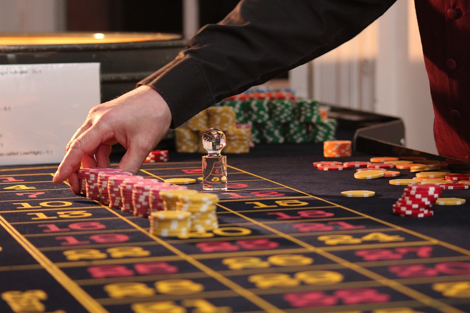 play casino games to relax