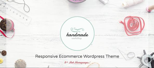 best woocommerce themes handmade