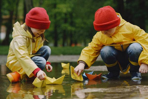 Montessori là nơi giúp trẻ sáng tạo