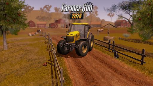 Farmer Sim 2018- screenshot thumbnail