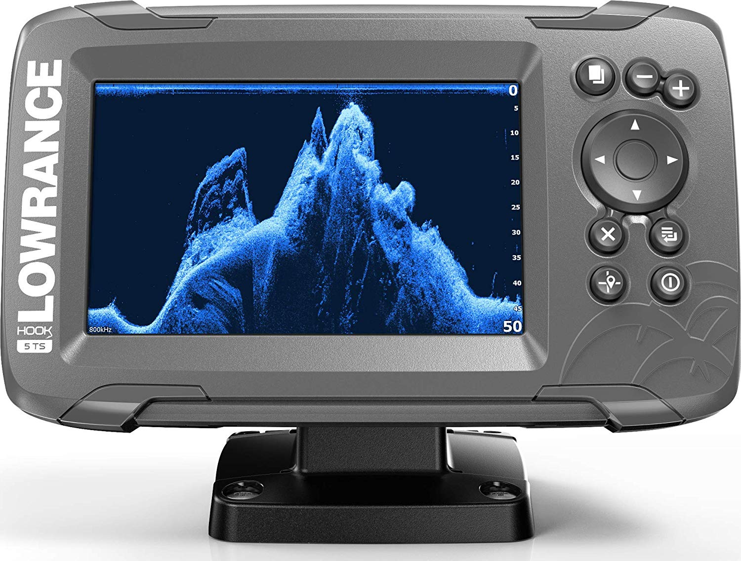 Lowrance Hook2 Fish Finder with 5 Inch Screen
