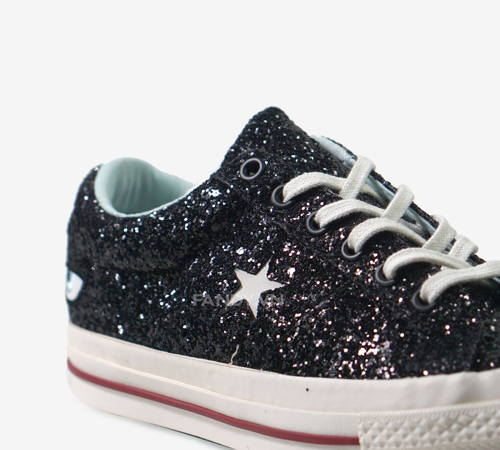 Giày Converse One Star Low Black/White