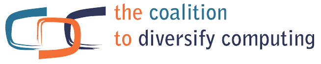 Logo of the Coalition to Diversify Computing