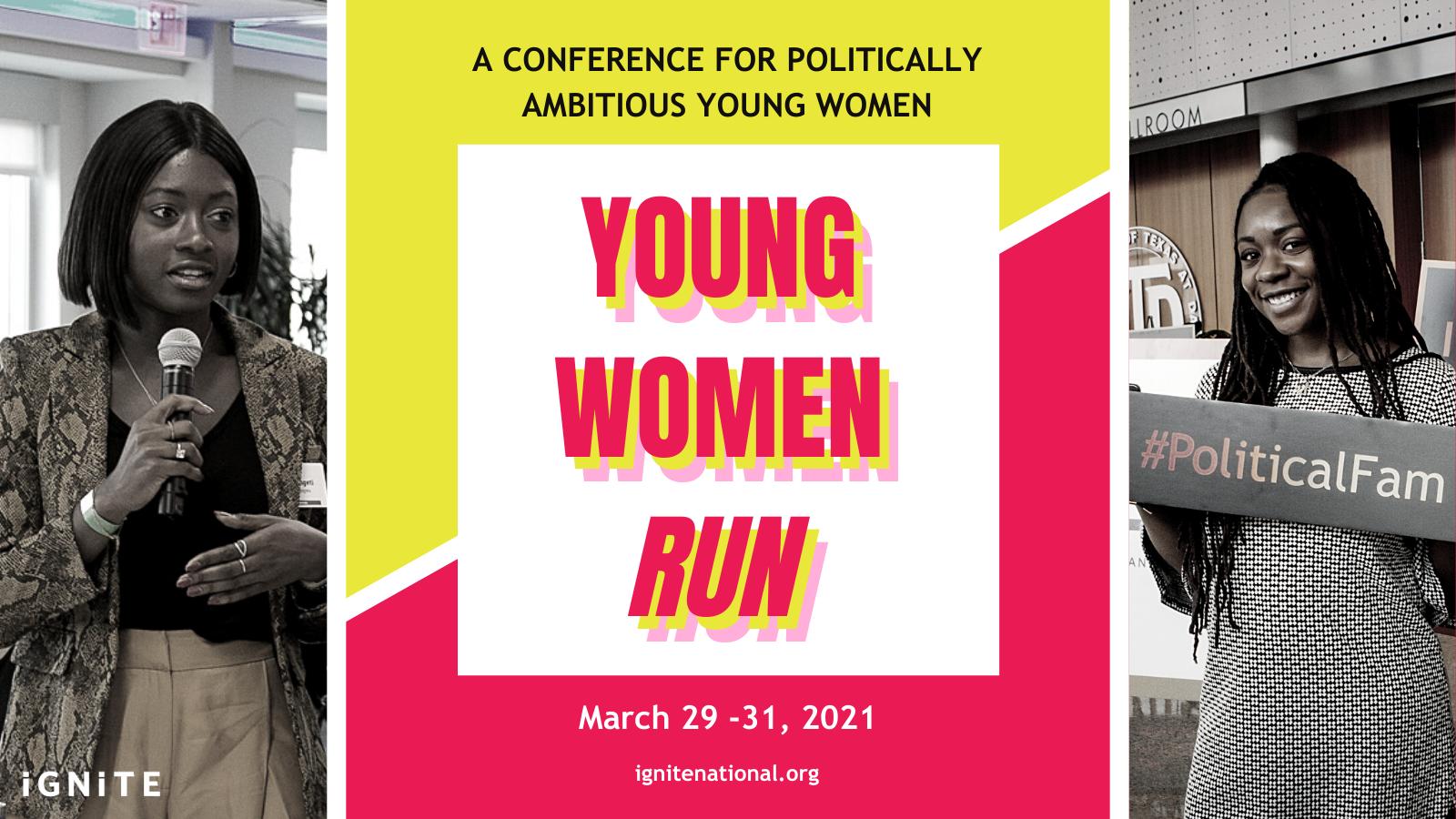 Young Women Run 2021