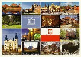 Obraz znaleziony dla: pocztówka o polsce
