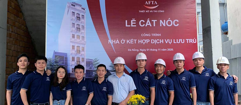 Công ty thi công thiết kế nhà Đà Nẵng Afta