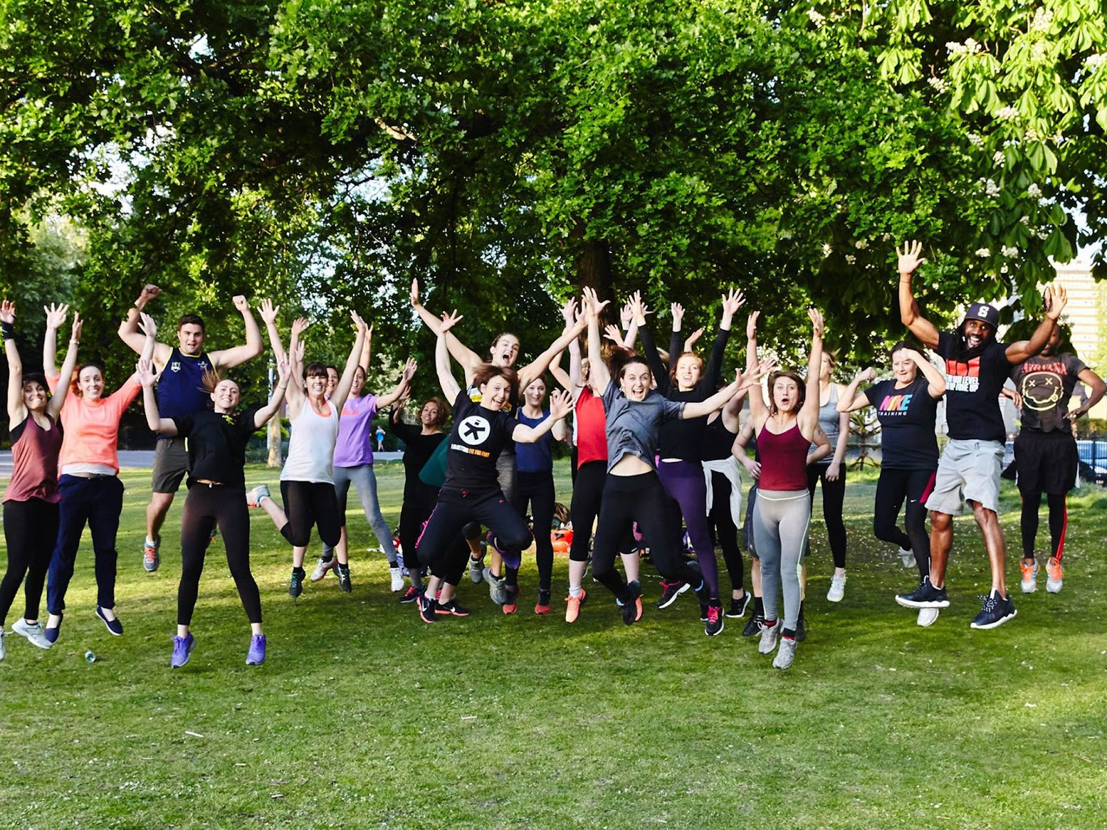 OURPARKS | GoSweat | 5 Places to Sweat for Free in South London
