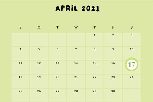 Tử vi ngày 17/04/2021