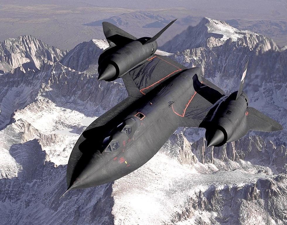 SR-17 Blackbird