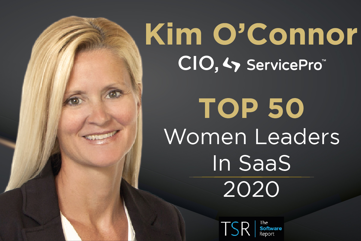 kim o connor leader in saas