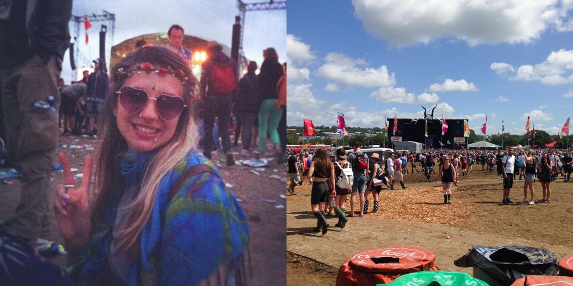 Glastonbury Festival Experience