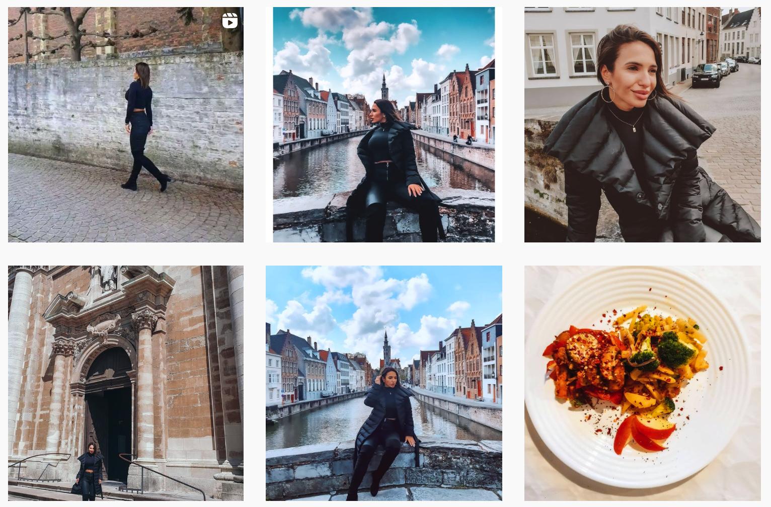 Gabriela Vadua | Fitness & Wellness Influencers Featured on Afluencer