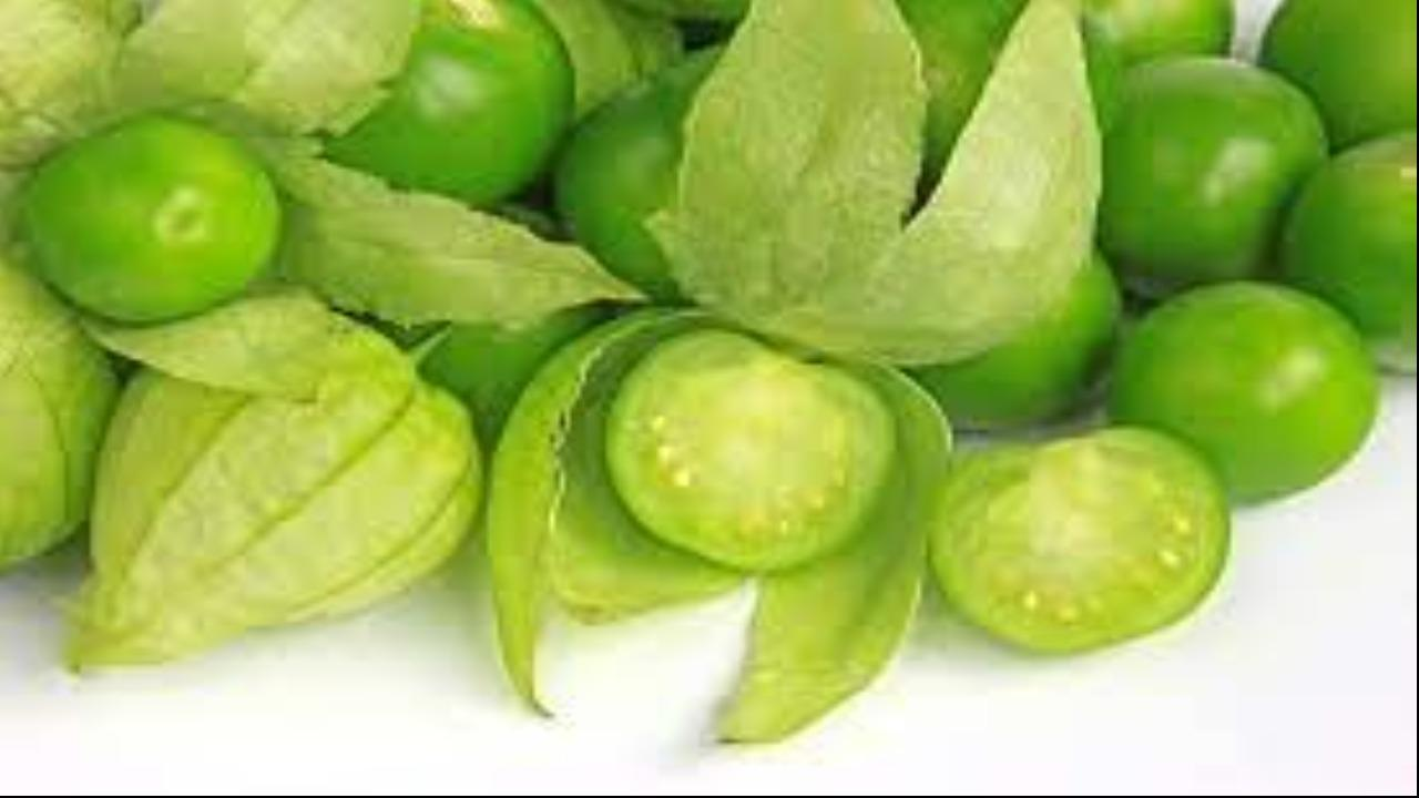 HOW TO STORE TOMATILLOS IN FREEZER