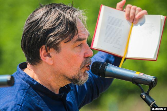 Український прозаїк, поет, есеїст і перекладач Юрій Андрухович