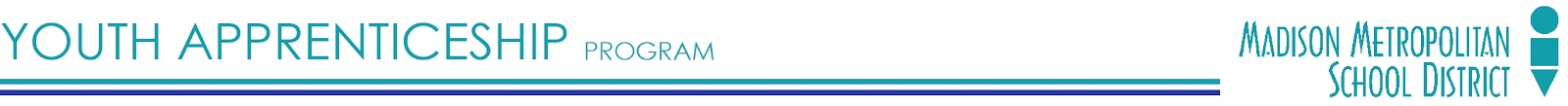 MMSD Youth Apprenticeship Program Application SY15 Logo