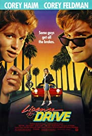ou'll find it even funnier now while poking through your stoner subscription box and remembering when you first had to parallel park. Instead roll a joint and put License to Drive on the list of classics to catch up on.