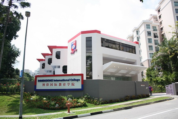 Dimensions international college