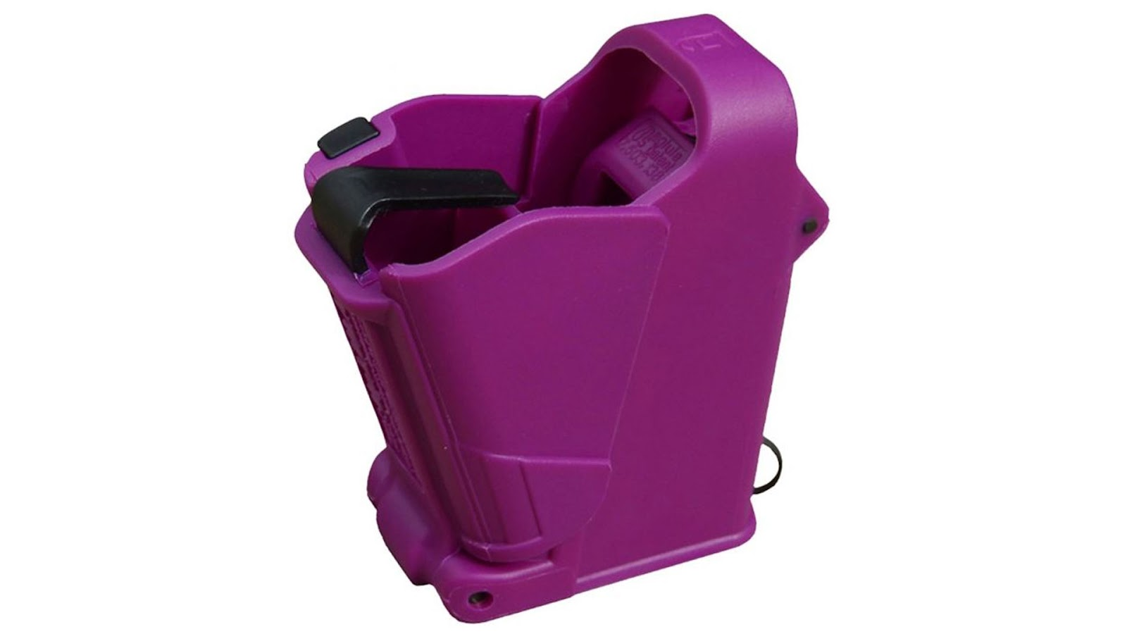 maglula Universal Loader & Unloader - 9mm to 45 ACP with Purple Finish
