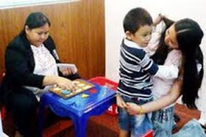 Pengobatan & Penyembuhan Autisme Pada Anak