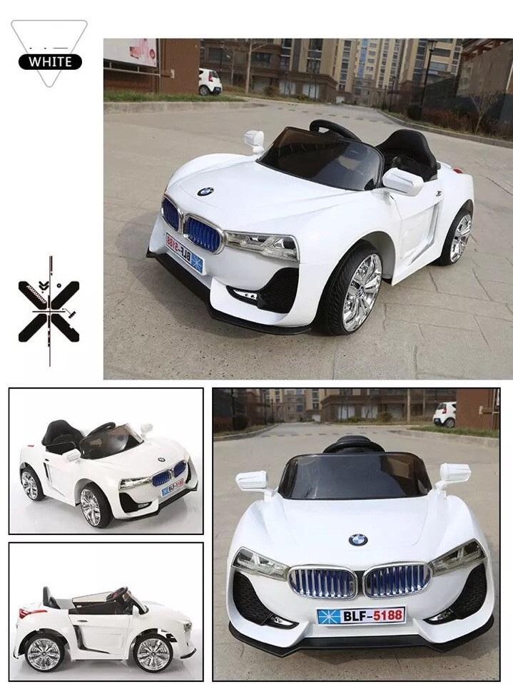 Xe ô tô điện trẻ em Chl6688 chi tiết