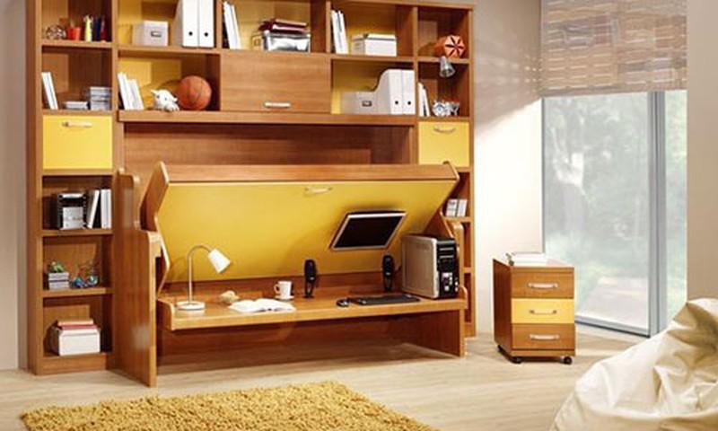 Tạo không gian thông minh với nội thất đa năng