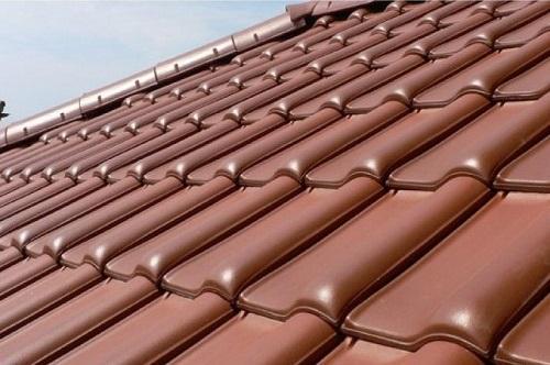 Черепица для крыши - фото