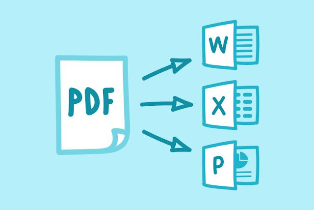 How to convert PDF to Office for free