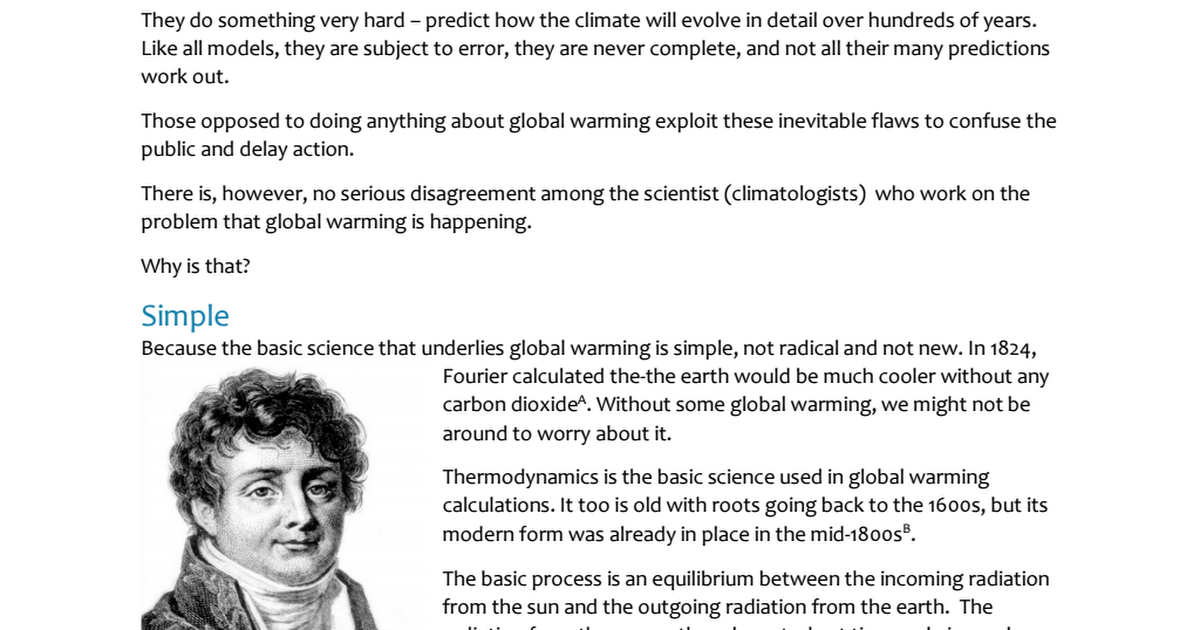 global warming is it happening essay Although this essay is far less about global warming than to give warning about the coming global cooling mini ice age cycle, i feel it's responsible and critical to both acknowledge that we've indeed been in a cycle of global warming.
