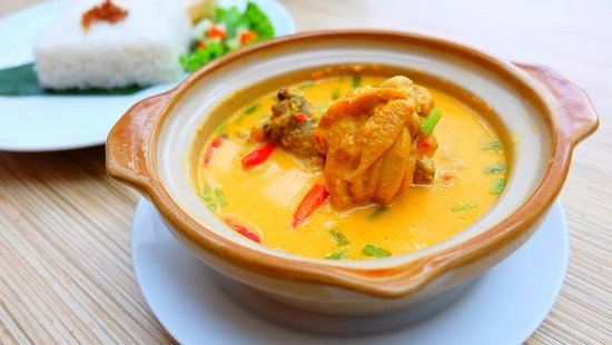 One of the best curry in Indonesia
