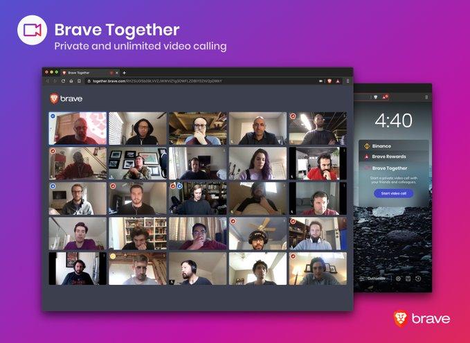 Brave Together promo image