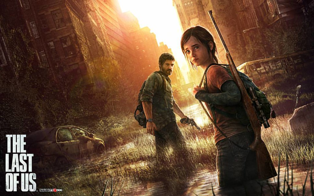 The Last of Us game for ps3/ps4