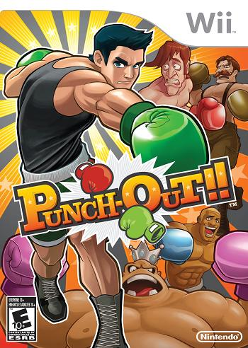 Image result for punch out wii box