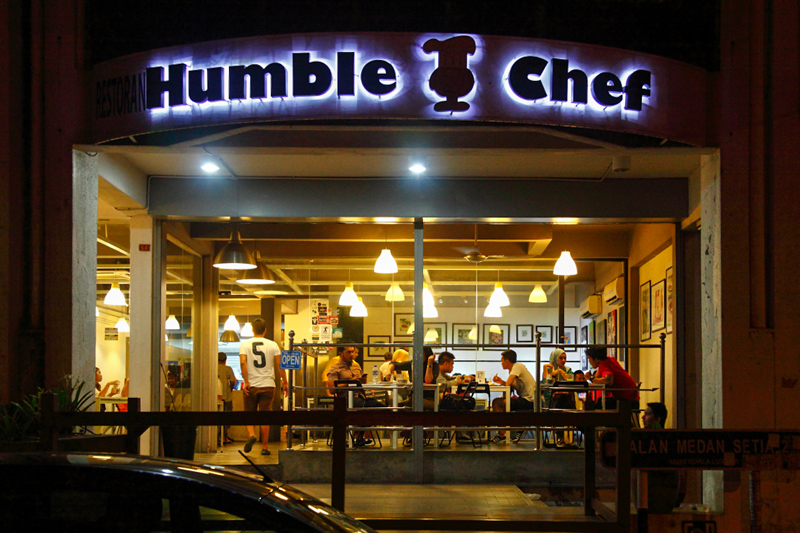 Catering Services in KL, humble chef