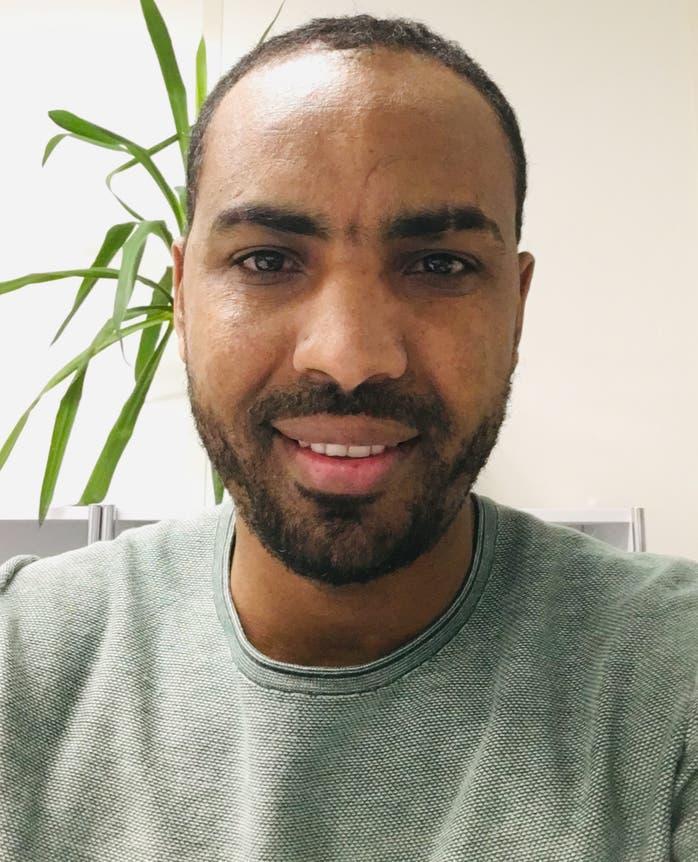 Henock Yebyo arbeitet an der Uni Zürich als Epidemiologe. Seine Familie in Tigray hat er monatelang nicht erreichen können.