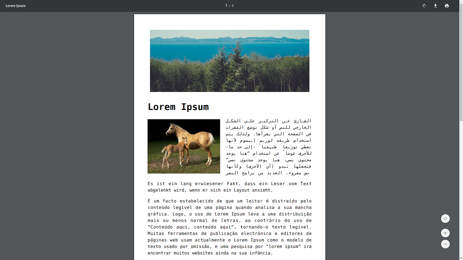 PDF & Print by BestWebSoft WordPress Plugin Download