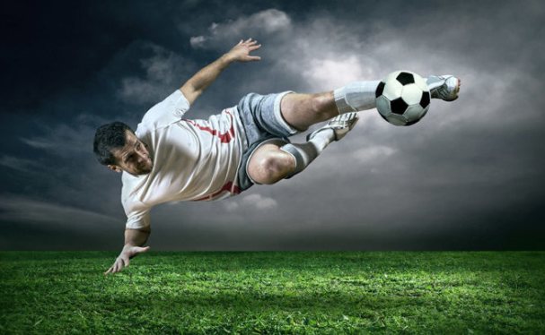 A picture containing grass, outdoor, person, sport  Description automatically generated