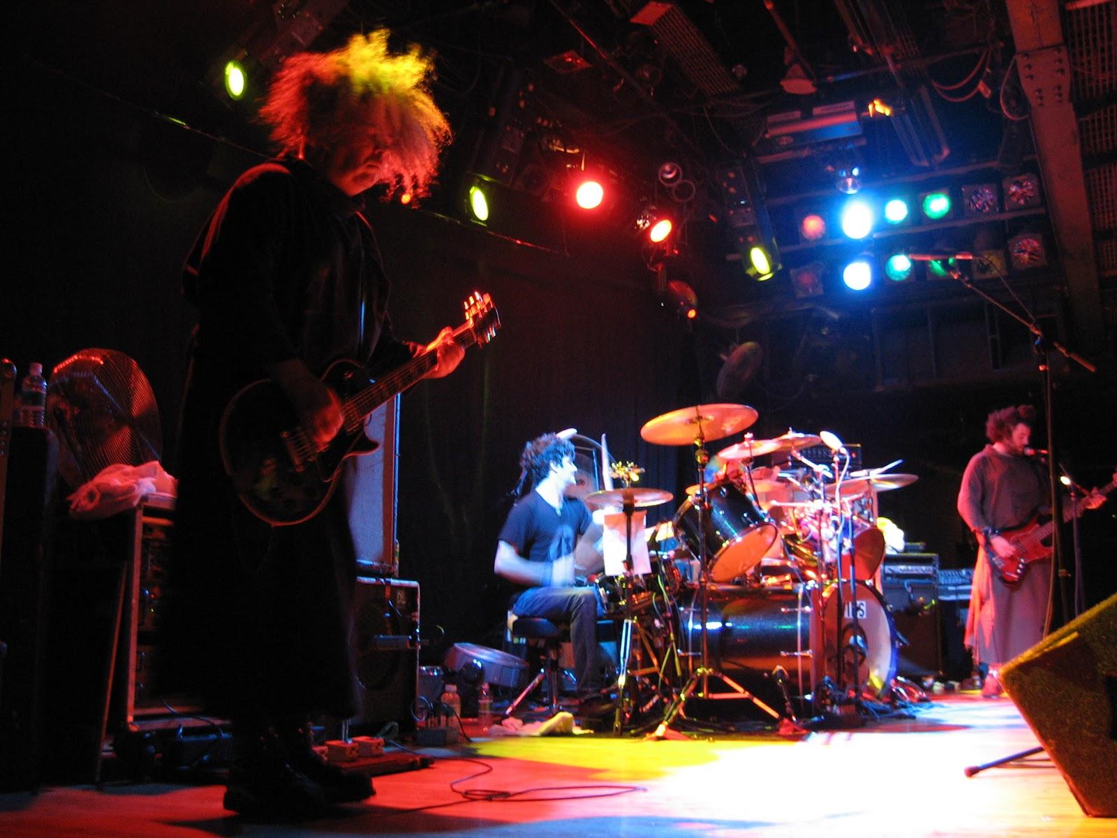 Melvins ปล่อยซิงเกิ้ลใหม่ The Great Good Place จากอัลบั้มใหม่ Working With God 4