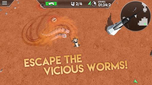Desert Worms- screenshot thumbnail
