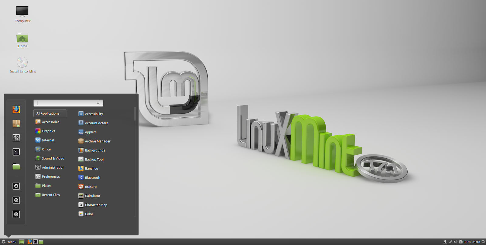 linux desktop reviews linux mint 17 1 cinnamon traditional and elegant linux distro aimed at simplicity linux mint 17 1 cinnamon traditional