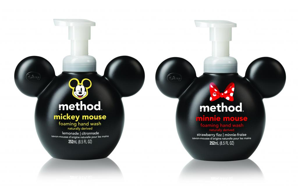 Method Minnie Mouse Foaming Hand Soap