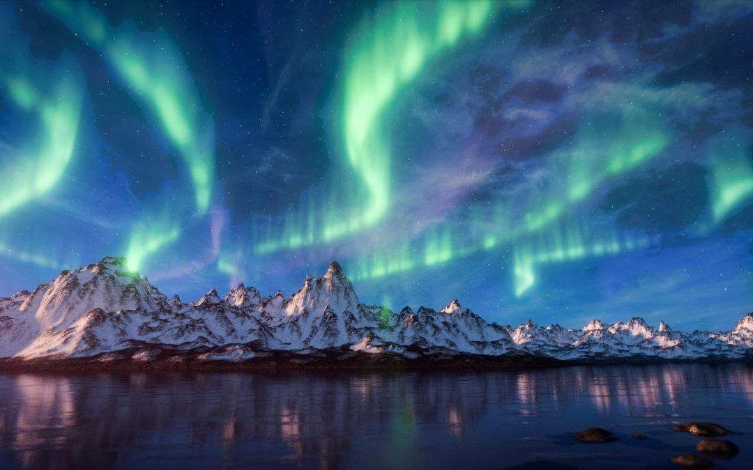 Northern Light Fact #9 – The First Lights