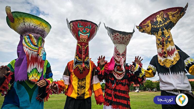 فستیوال ارواح در پاتایا