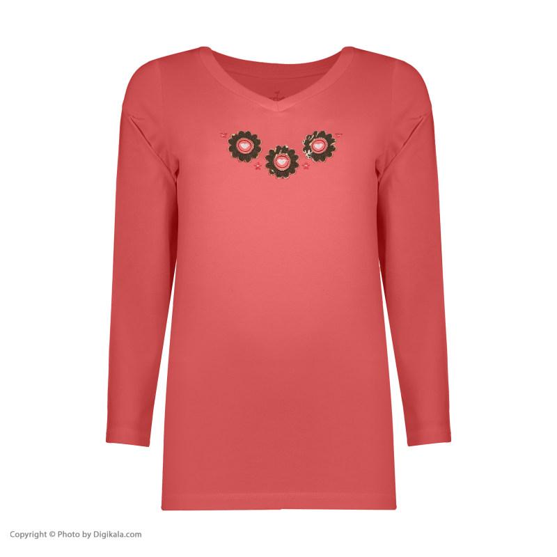 ست تی شرت و شلوار زنانه ناربن مدل 1521298-72