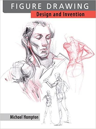 Figure Drawing: Design and Invention: Michael Hampton ...