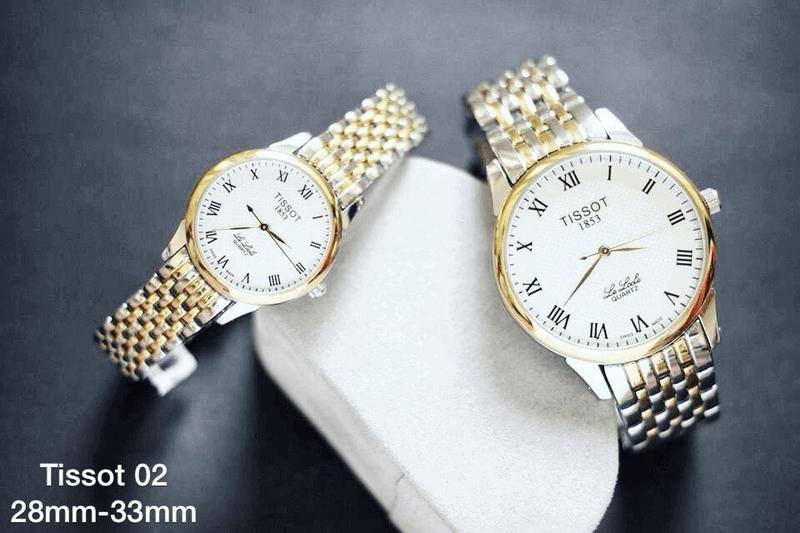 Lựa chọn đồng hồ đôi cho các cặp tình nhân