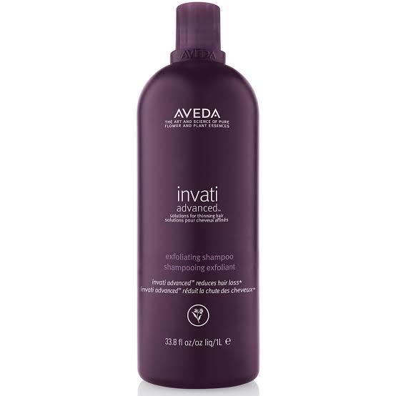 4. Aveda Invati exfoliating shampoo