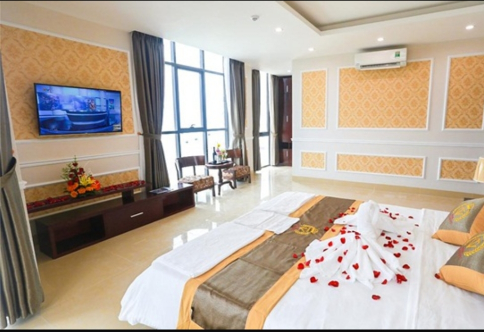Những khách sạn sang trọng và đầy đủ tiện nghi trên đảo Cô Tô